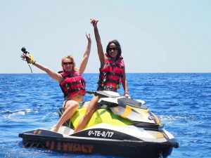 West Tenerife Jet Sky and boat tour