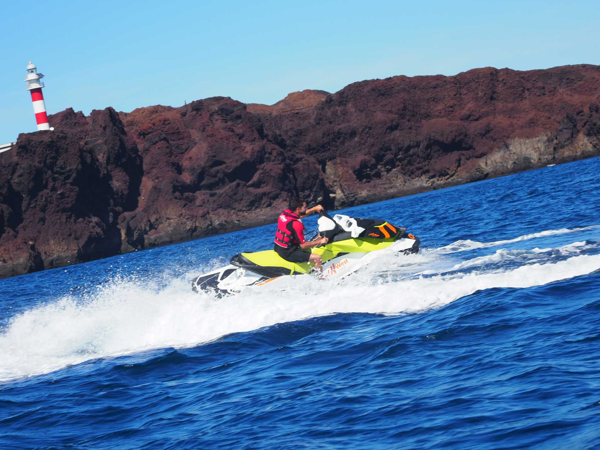 Is it safe to ride a jet ski?