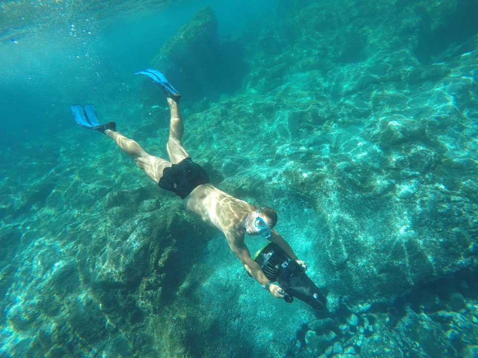 Tenerife, the ideal island for snorkeling