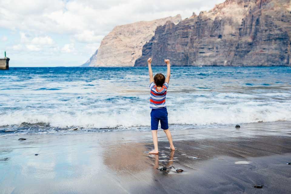 Cosas que hacer con niños cuando vengas a Tenerife